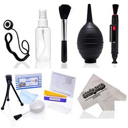 12 in 1 Opteka Photo Lens Cleaning Kit for All Digital SLR C