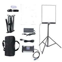 SOONWELL 100W Bi-color Flexible LED Photo Light Video Soft L