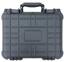 "14"" Hard Shell Case For Guns DSLR Camera W/ Pelican 1400 Sty"