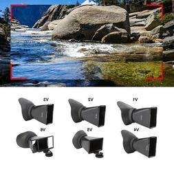 2.8X LCD Screen Magnifier Viewer Viewfinder Eyepiece for Nik