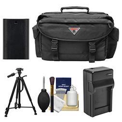 Precision Design 2000 Digital SLR Camera Case with Battery &