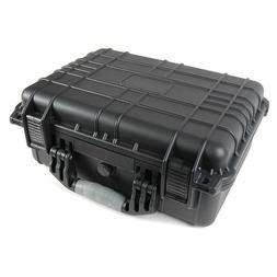 "21"" Weatherproof Hard Case For DSLR Camera & Lenses w/ Pelic"