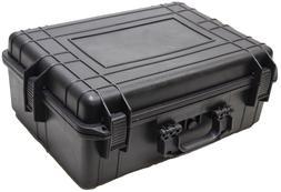 """22"""" Hard Shell Case for Guns DSLR Cameras W/Pelican 1520 Sty"""