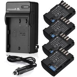 2200mAh DMW-BLF19 DMW-BLF19E Battery for Panasonic DMC-GH3 G