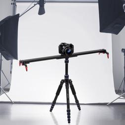 "24"" Adjustable Camera Slider Track Rail Stabilizer for DV Vi"