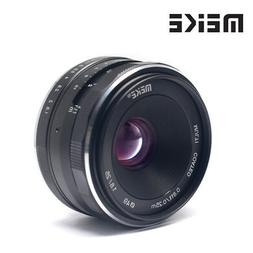 Meike 25mm f1.8 Wide Angle Lens Manual for Sony E-mount Mirr