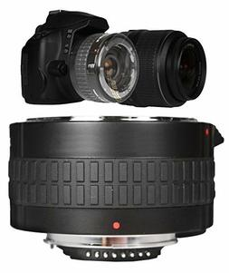 2x OPTICAL CONVERTER FOR Nikon AF-S DX NIKKOR 55-200mm f/4-5