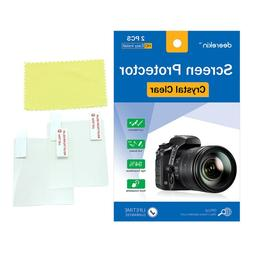 2x Deerekin LCD Screen Protector Protective Film for <font><