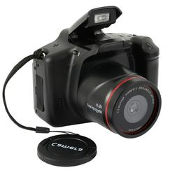 "3"" LCD Screen Digital Camera HD 16MP 16X Digital Zoom Video"