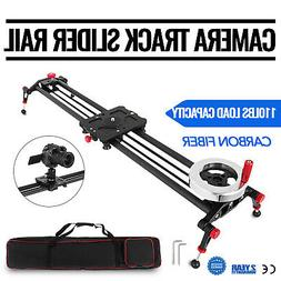 31 5 dslr camera track rail slider