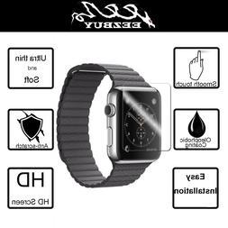 3X Eezbuy LCD Screen Protector Skin HD Film For Apple watch