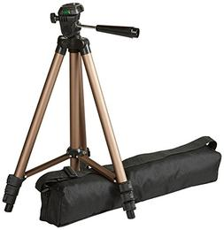 Amazonbasics 50-Inch Lightweight Tripod With Bag *New*