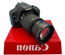 58MM 2.2X HD SPORTS TELEPHOTO ZOOM LENS FOR CANON EOS REBEL