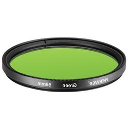 Neewer 58MM Green Lens Filter for <font><b>Canon</b></font>