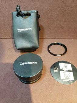 Precision Design 58mm Professional HD DSLR AF 0.45X Wide Ang
