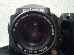 Mamiya 645E - SLR camera - medium - body only