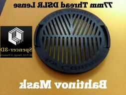 77mm Thread DSLR Camera Lense Bahtinov Focus Mask