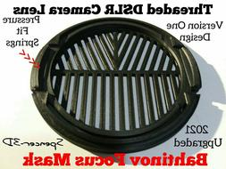 52mm Thread DSLR Camera Lense Bahtinov Focus Mask