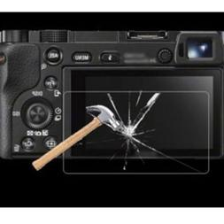 9H Tempered Glass LCD Screen Protector for <font><b>Canon</b