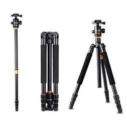 AFAITH Professinal DSLR Camera Tripod Monopod & Ball Head Po