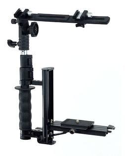 ALZO Flip Flash Bracket, Versatile Fast Action Camera Bracke