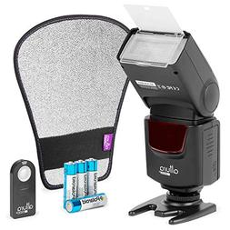 Altura Photo AP-UNV1 Bundle – DSLR Camera Flash Speedlite