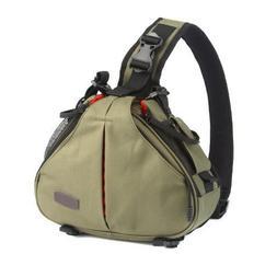 Andoer Caden K1 Waterproof Fashion Casual DSLR Camera Bag Ca