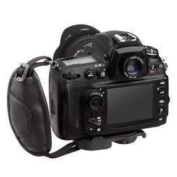 BIRUGEAR Black Digital Camera SLR Hand Strap Hand Grip Holde