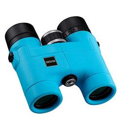 BNISE - 8X32 Compact Binoculars for Bird Watching - Lightwei
