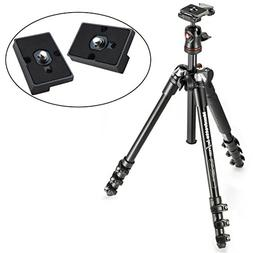 BeFree Compact Lightweight Travel Tripod & Ball Head  and Tw