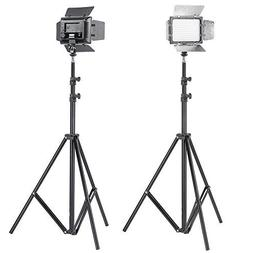 Bestlight W160 LED Photo Studio Barndoor Light Continuous Li
