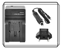 BlueTech Rapid Travel Charger  with Canon EOS Rebel T2i, T3i