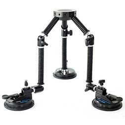 CAMTREE G-51 Professional Gripper Campod Car Mount Stabilize