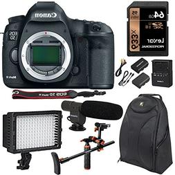 Canon 5D Mark III 22.3MP Full Frame CMOS 1080p HD Video Mode