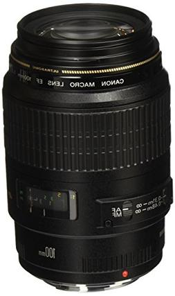 Canon EF 100mm f/2.8 Macro USM Fixed Lens for Canon SLR Came