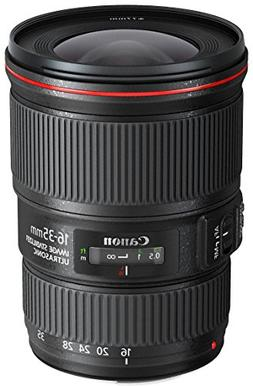 Canon EF 16-35MM F /4 L IS USM