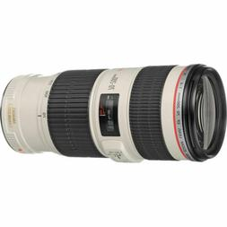 Canon EF 70-200mm f/4 L IS USM Lens for Canon Digital SLR Ca