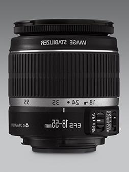 Canon EF-S 18-55mm f/3.5-5.6 IS Zoom Lens for Canon SLR Came