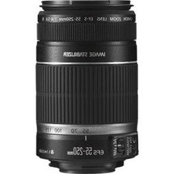 Canon EF-S 55-250mm f/4.0-5.6 IS II Telephoto Zoom Lens