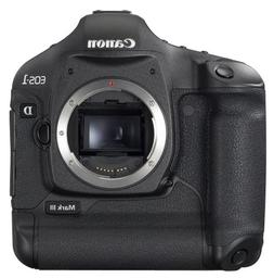 Canon EOS 1D Mark III 10.1MP Digital SLR Camera