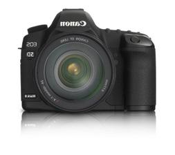 Canon EOS 5D Mark II 21.1MP Full Frame CMOS Digital SLR Came