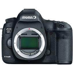 Canon EOS 5D Mark III 22.3 MP Full Frame CMOS DSLR Camera Bo