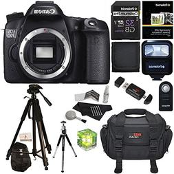 Canon EOS 70D 20.2 MP Digital SLR Camera with Dual Pixel CMO