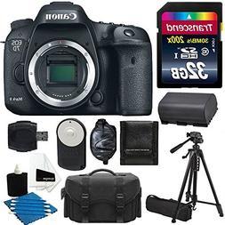 Canon EOS 7D Mark II Digital SLR Camera 20.2 MP CMOS  With G