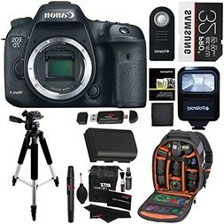 Canon EOS 7D Mark II Digital SLR Camera  + 64GB Memory Card