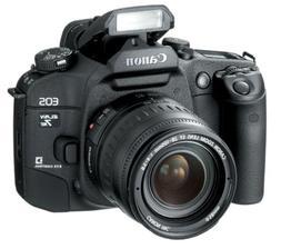 Canon EOS Elan 7ne SLR Camera