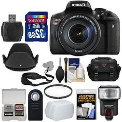 Canon EOS Rebel T6i Wi-Fi Digital SLR Camera & EF-S 18-135mm