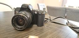 Canon EOS Rebel X SLR Film Camera w/ Canon EF 35-80mm f/4-5.