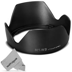 Altura Photo Lens Hood for Canon 18-135mm EF-S f/3.5-5.6 is