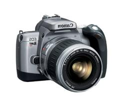 Canon Rebel T2 35mm SLR Camera with the EF 28-90mm f/4-5.6 I